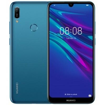 Смартфон Huawei Y6 2019 2/32Gb RUS (сапфировый синий)