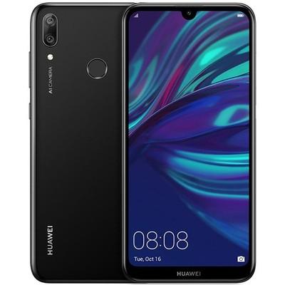 Смартфон Huawei Y7 2019 3/32Gb RUS (полночный черный)