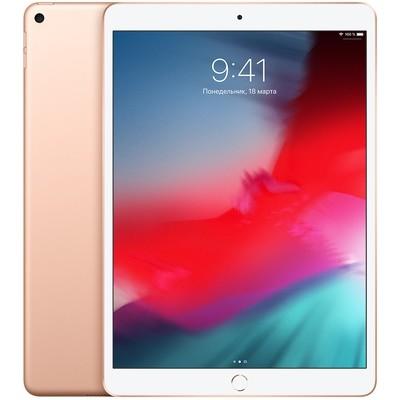 Планшет Apple iPad Air 2019 64Gb Wi-Fi (gold)