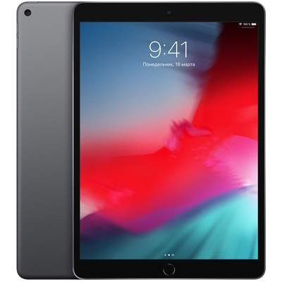 Планшет Apple iPad Air 2019 64Gb Wi-Fi (space gray)