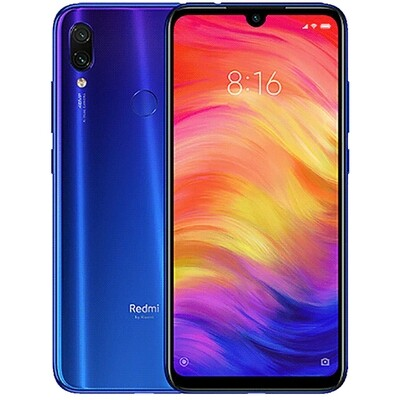 Смартфон Xiaomi Redmi Note 7 3/32Gb EU Global Version (синий)