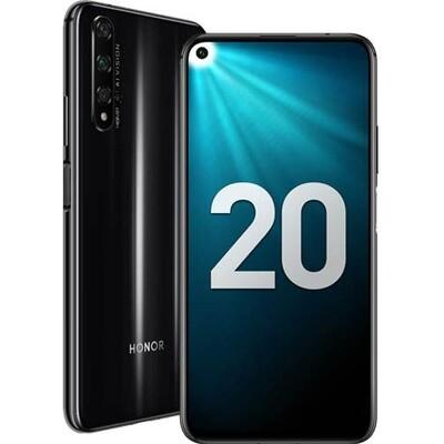 Смартфон Honor 20 6/128Gb RUS (черный)