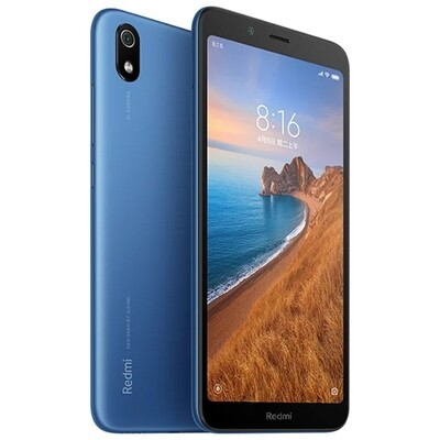 Смартфон Xiaomi Redmi 7A 2/16Gb EU Global Version (синий)