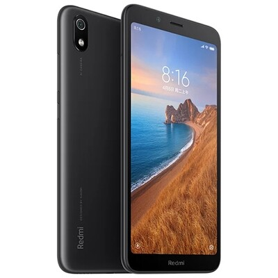 Смартфон Xiaomi Redmi 7A 2/16Gb EU Global Version (черный)