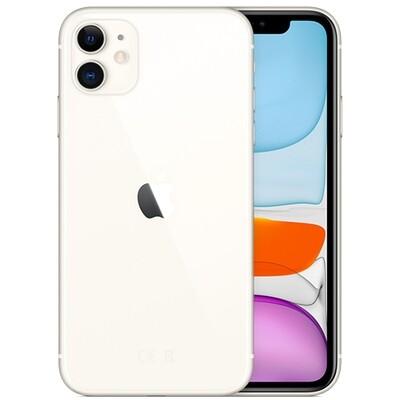 Смартфон Apple iPhone 11 64Gb (белый)