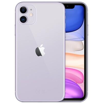 Смартфон Apple iPhone 11 64Gb (фиолетовый)
