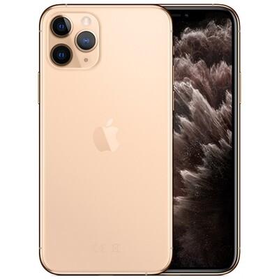 Смартфон Apple iPhone 11 Pro Max 64Gb (золотой)