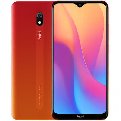 Смартфон Xiaomi Redmi 8A 2/32Gb EU Global Version (красный)