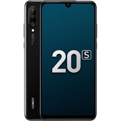 Смартфон Honor 20s 6/128Gb RUS (черный)