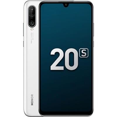Смартфон Honor 20s 6/128Gb RUS (белый)