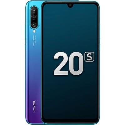 Смартфон Honor 20s 6/128Gb RUS (синий)