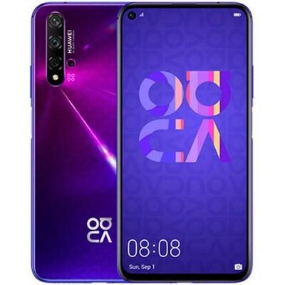 Смартфон Huawei Nova 5T 6/128Gb RUS (фиолетовый)