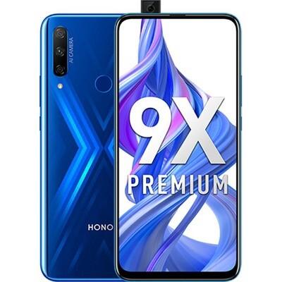 Смартфон Honor 9X Premium 6/128Gb RUS (сапфировый синий)