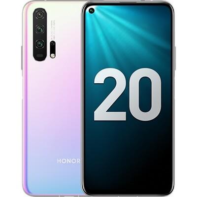 Смартфон Honor 20 Pro 8/256Gb RUS (белый)