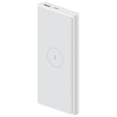 Внешний аккумулятор Xiaomi Mi Wireless Power Bank Youth Edition 10000 mAh (белый)