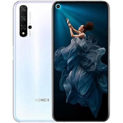 Смартфон Honor 20 6/128Gb RUS (морозный белый)