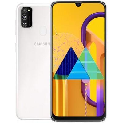 Смартфон Samsung M307 Galaxy M30s 4/64Gb RUS (белый)