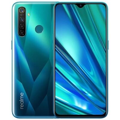 Смартфон realme 5 Pro 4/128Gb RUS (зеленый кристалл)