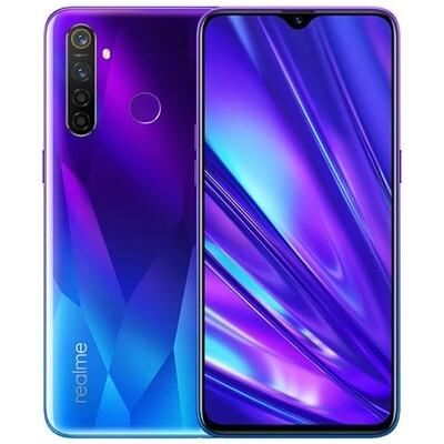Смартфон realme 5 Pro 4/128Gb RUS (мерцающий синий)