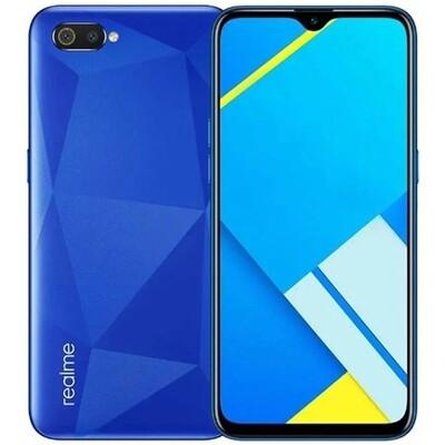 Смартфон realme C2 2/32Gb RUS (cиний бриллиант)