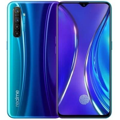 Смартфон realme XT 8/128Gb RUS (синий жемчуг)