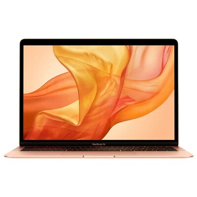 Ноутбук Apple MacBook Air 13 дисплей Retina с технологией True Tone Mid 2019 MVFM2 (золотистый)