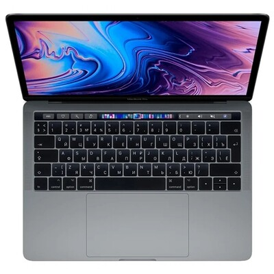 Ноутбук Apple MacBook Pro 13 with Retina display and Touch Bar Mid 2019 MUHN2 (серый космос)