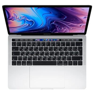 Ноутбук Apple MacBook Pro 13 with Retina display and Touch Bar Mid 2018 MR9U2 (серебристый)
