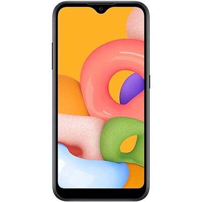 Смартфон Samsung A015 Galaxy A01 (черный)