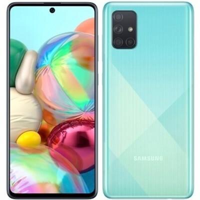 Смартфон Samsung A515 Galaxy A51 6/128Gb RUS (синий)