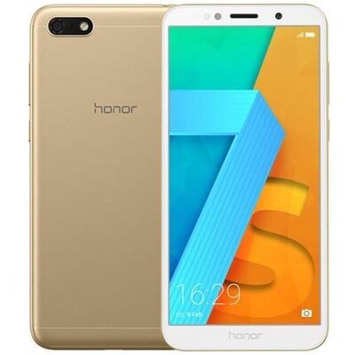 Смартфон Honor 7S 2/16Gb RUS (золотой)