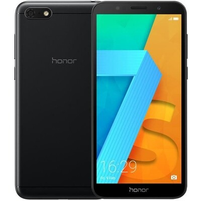 Смартфон Honor 7S 2/16Gb RUS (черный)