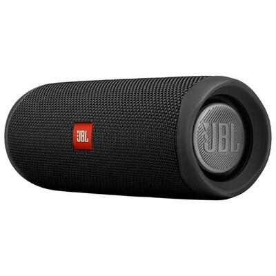 Портативная акустика JBL Flip 5 (black matte)