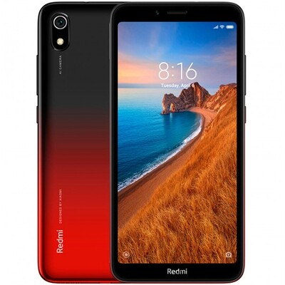Смартфон Xiaomi Redmi 7A 2/32Gb EU Global Version (красный)