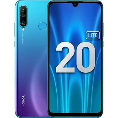 Смартфон Honor 20 Lite 4/128Gb RUS (сине-фиолетовый)