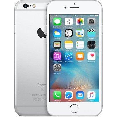 Смартфон Apple iPhone 6S 32Gb RUS (серебристый)