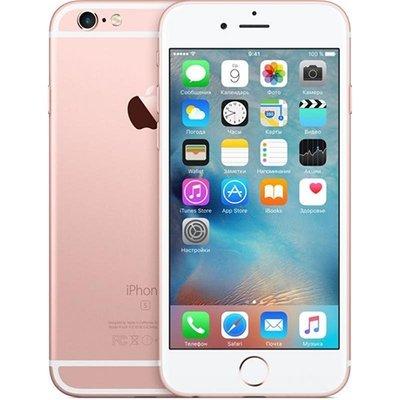 Смартфон Apple iPhone 6S 32Gb (розовое золото)