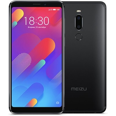 Смартфон Meizu M8 4/64Gb EU (черный)
