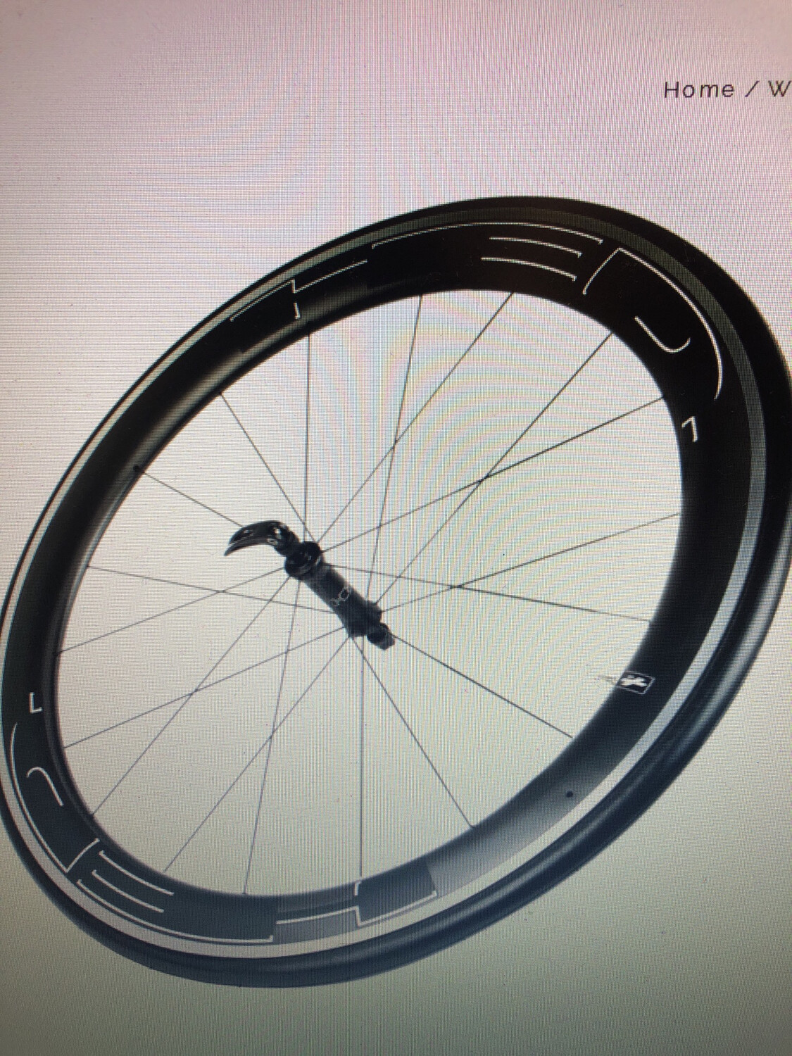 HED Jet plus 6/9  f/r  18/24 shimano