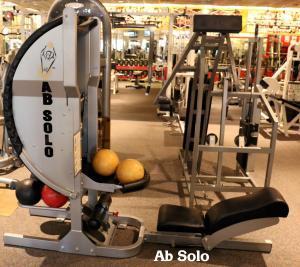Ab Solo (used)