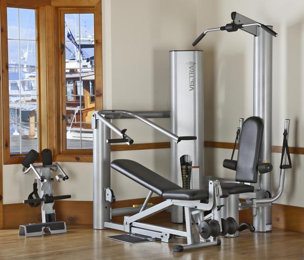 Vectra 1450 Home Gym
