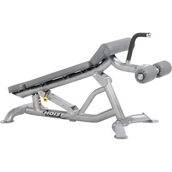 Hoist Adjustable Flat/Decline Bench CF-3162