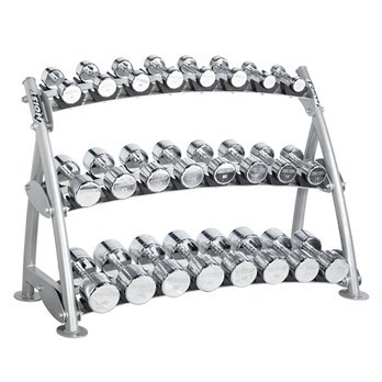 Hoist 3-Tier Beauty Bell Rack CF-3462-3