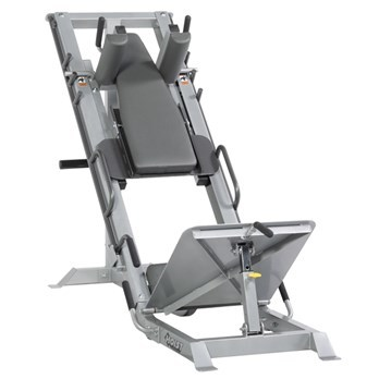 Hoist Leg Press Hack Combo  HF-4357