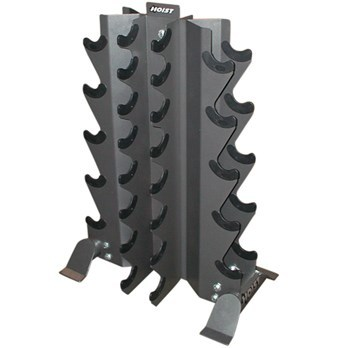 Hoist 4-Sided Vertical Dumbbell Rack HF-4480
