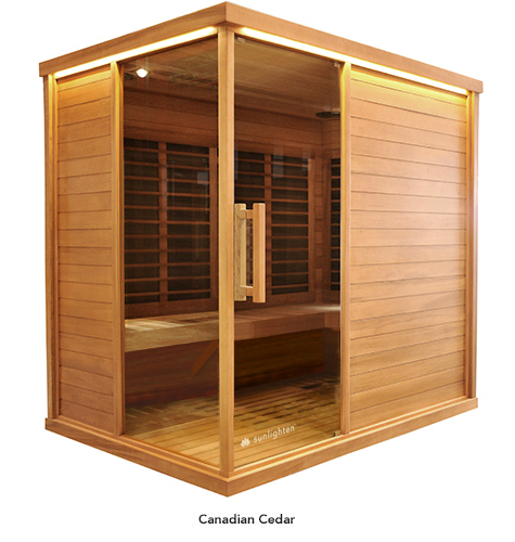 Signature IV Home Sauna