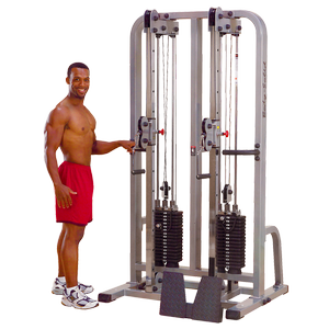 Body-Solid Pro Clubline Dual Cable Column SDC2000G-2