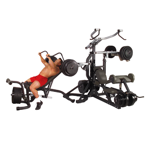 Body-Solid Freeweight  Leverage Gym SBL460P4
