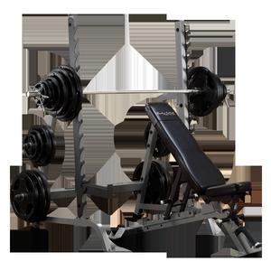Body-Solid Bench Rack Combo SDIB370