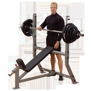 Body-Solid Incline Olympic Bench SIB359G